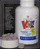 Детские Витамины КИДЗ Форевер, США, Forever Kids, 120 таблеток