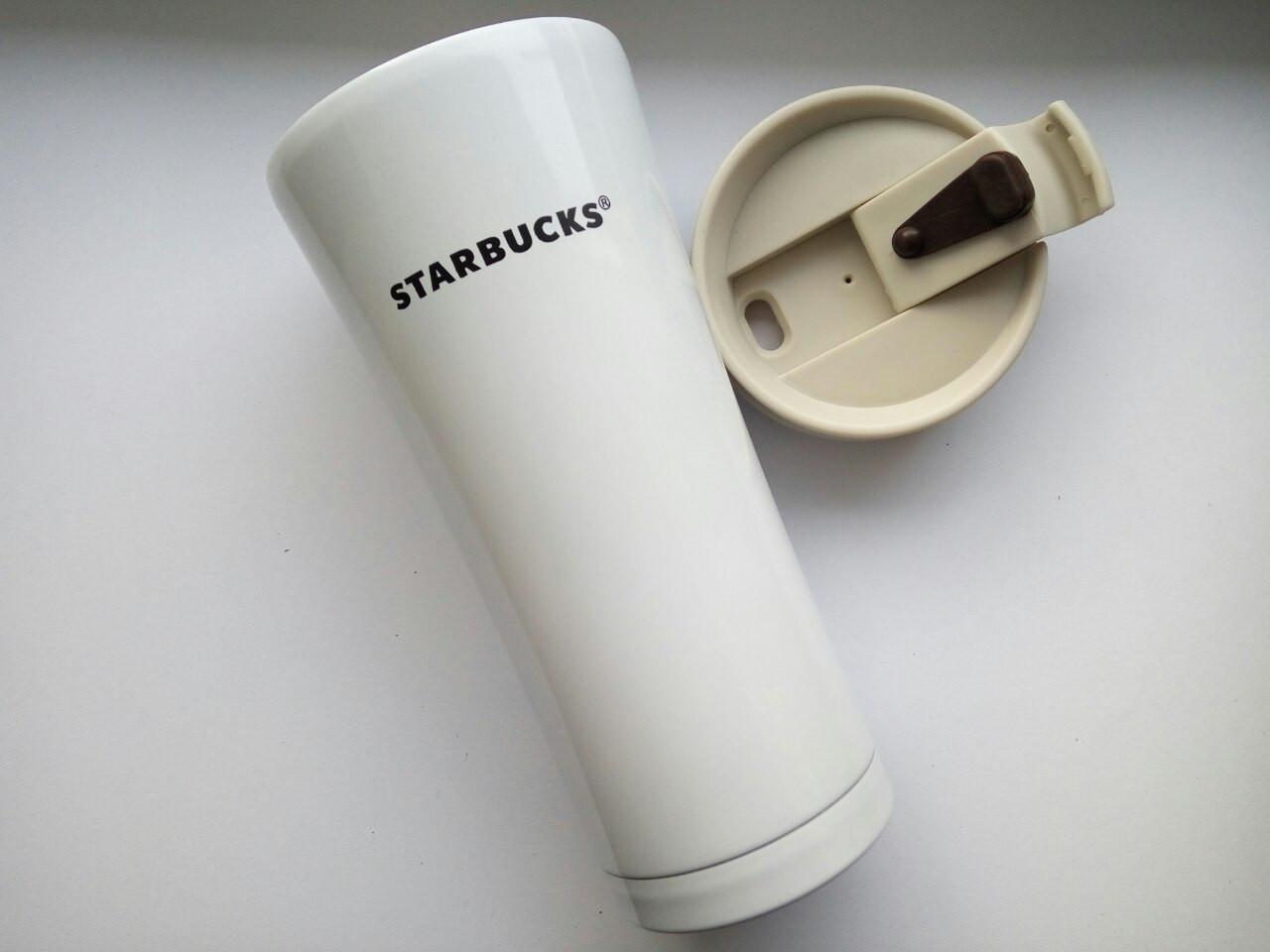 Термос чашка термочашка Vacuum Cup Starbucks 500 мл