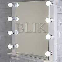 Гримерное (макияжное) зеркало Карина (80х70)