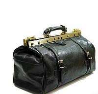 Саквояж сумка катана из натуральной кожи  , фото 1