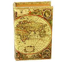 "Шкатулка книга ""Old map"""