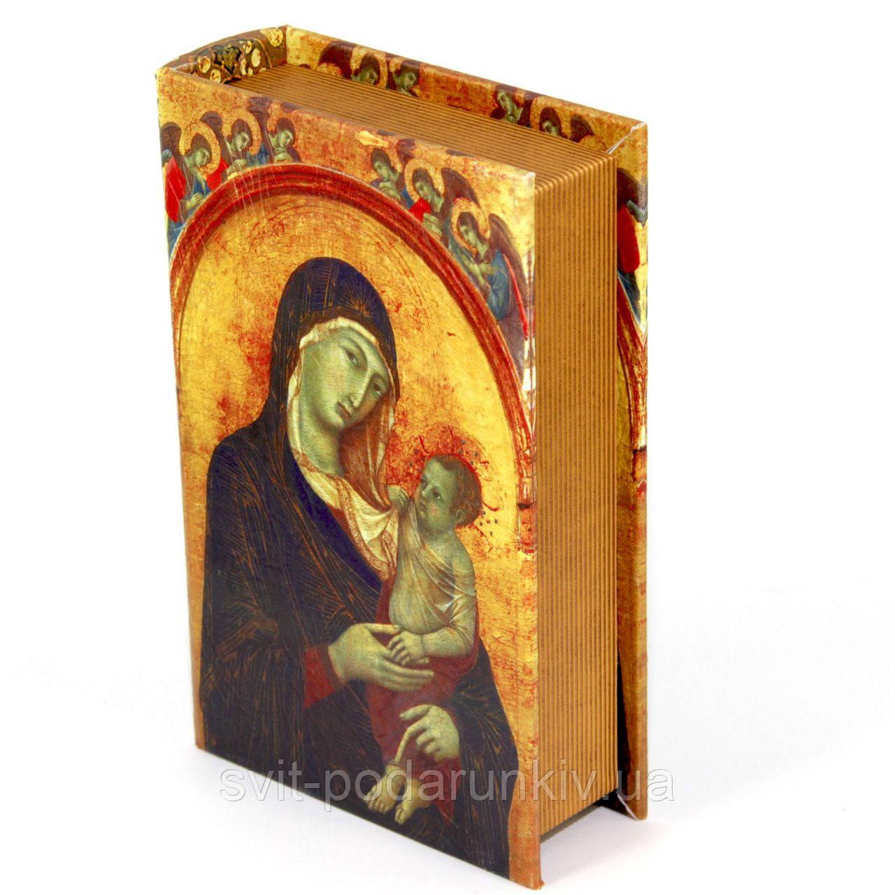 "Шкатулка книга ""St Maria"" большая"