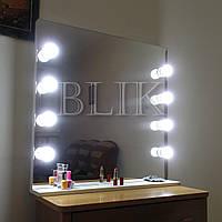 Гримерное (макияжное) зеркало Виктория (80х80), фото 1