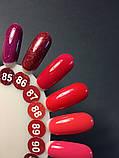 Гель-лак Nice for you № 90 (ніжність пелюсток троянди) 8.5 мл, фото 2
