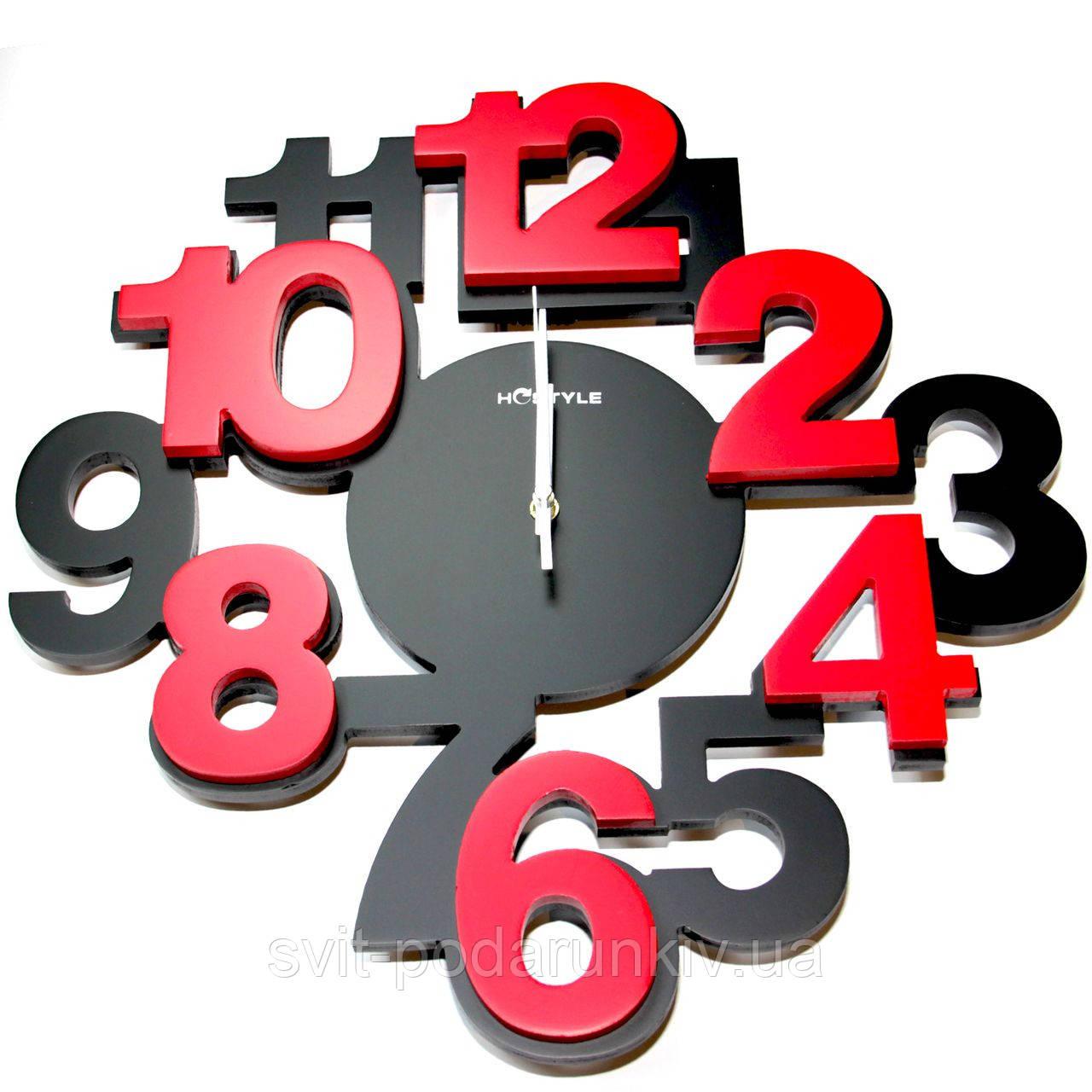 """Настенные часы """"Цифры"""""""