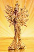 Кукла Барби Богиня Солнца Barbie Goddess of the Sun Bob Mackie (1995 Timeless Creations)