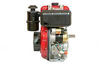 Двигун дизельний WEIMA WM178FES (R) (вал ШПОНКА, 1800об/хв, для WM610), дизель 6.0 л. с., фото 2