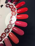 Гель-лак Nice for you № 90 (ніжність пелюсток троянди) 8.5 мл, фото 3