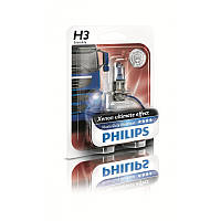 Автолампа Philips H3 Master Duty Blue Vision 24V 70W PK22s 13336MDBVB1