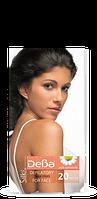 DeBa Silk&Comfort Care восковые полоски для депиляции лица 20 шт