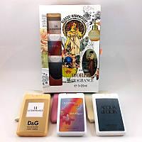 Подарочный парфюмерный набор 3 в 1 Salvatore Ferragamo, Armani, Dolce&Gabbana (3 х 20 мл), № 2