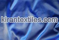 Купить ткань Стрейч атлас плотный. Цвет электрик-1,1м