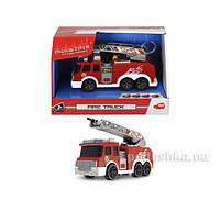 Функциональное авто Пожарная служба Dickie  3302002