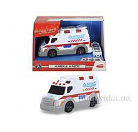 Функциональное авто Скорая помощь с носилками Dickie 3302004