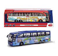 Туристический автобус Экскурсия по городу Dickie 3745005  красный