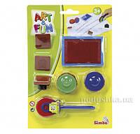 Набор для творчества Штампы-ролики Simba 6301477