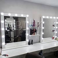 Гримерное (макияжное) зеркало Татьяна (80х100), фото 1