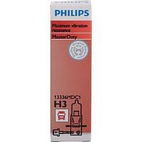 Автолампа Philips H3 Master Duty 24V 70W PK22s 13336MDC1