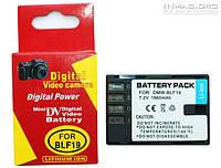 Аккумулятор для фотоаппарата Panasonic DMW-BLF19E, 1860 mAh.