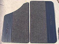 Карта двери ВАЗ 2101 - 2107 4шт ворс + кожзам (пр-во Россия) ПИР 1205 КС 10130385
