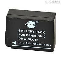Аккумулятор для фотоаппарата Panasonic DMW-BLC12, 1700 mAh.