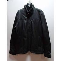 Куртка мужская кожаная PETROFF gold selection