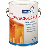 Лазурь по дереву Aidol Allzweck-Lasur Remmers Цветная, фото 1