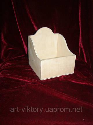 Короб для специй, короб для мелочей (14 х 14 х 15,5 см), фото 2