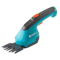 Аккумуляторные ножницы для травы и кустов Gardena AccuCut 3.6 В (09852-33)