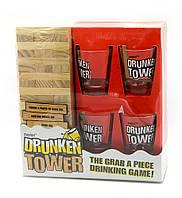 Игральний набор с Дженга Пьяная Башня