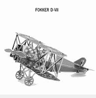 3D конструктор Немецкий самолет Fokker D.VII