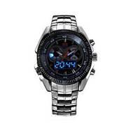 Водонепроницаемые часы TVG с LED подсветкой в стиле Милитари, фото 1