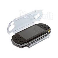 Crystal Case Пластиковый чехол для Sony PSP 1000 Fat