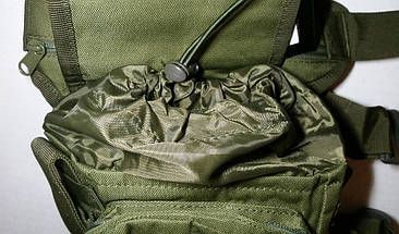 Сумка тактическая набедренная SWAT, фото 3