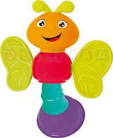 Погремушка - прорезыватель бабочка