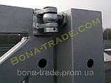 Панельные заборы из сетки в ПВХ, фото 3