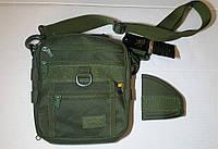 Тактическая сумка со съёмным наплечным ремнём, фото 1