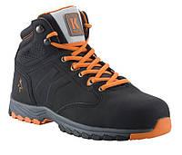 Ботинки защитные Spencer black S3-HRO-src, Kapriol