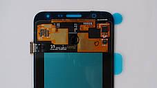 Дисплей с сенсором Samsung J700 Galaxy J7 White оригинал, GH97-17670A, фото 3