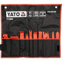 Набор съемников обшивки 11 пр. Yato  YT-0844