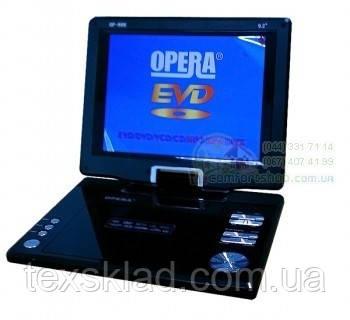 DVD портативный Opera OP888 — Портативный DVD плеер. DVD tv