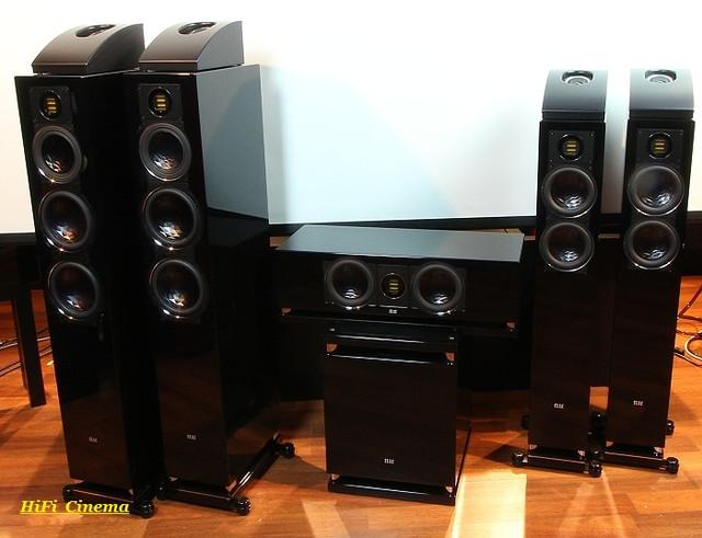 Elac FS 247.3 - Напольная акустическая система
