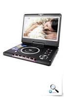 DVD портативный Opera OP999D — Портативный DVD плеер. DVD tv. Телевизоры с DVD