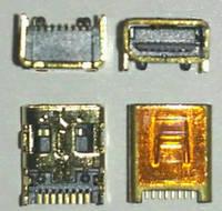 Разъем зарядки для China-phone №02 Universal, 8 pin