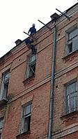 Косметический ремонт фасадов