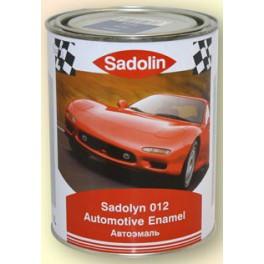 120 Красная  Sadolin Автоэмаль алкидная 1К 1л