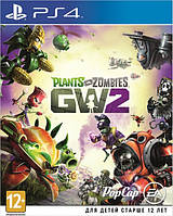 Игра Plants vs. Zombies Garden Warfare 2 (русская документация) PS4