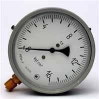 Манометр техн. МП-4-У 1,5 МП160 kgF/кв.см (0-16)