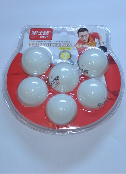 Шарики для настольного тенниса 1-STAR.042