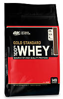 Optimum Nutrition Whey Gold Standard 4.54 kg оптимум нутришн 100 вей голд стандарт
